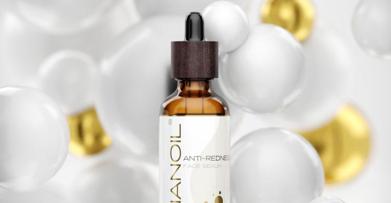 Nanoil bäst betyg anti-redness ansiktsserum
